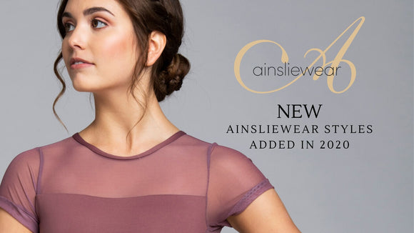 The New AinslieWear Pieces 2020