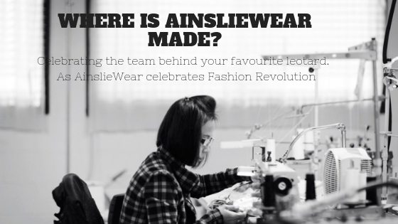Where does AinslieWear come from?