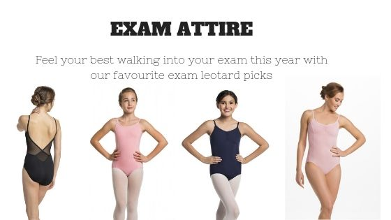 Your Exam Leotard Sorted