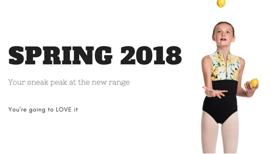 2018 Spring Collection - Landing June/July 2018