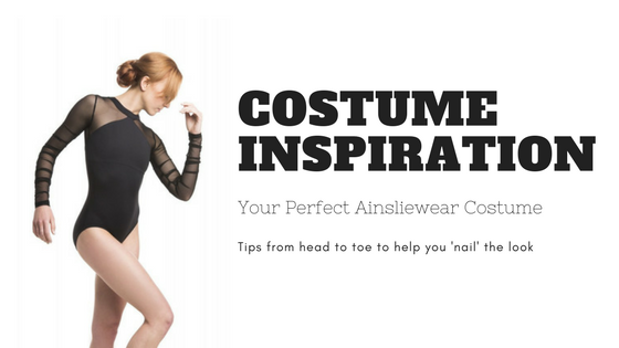 Your Perfect Ainsliewear Costume - And How To Accessorise It!