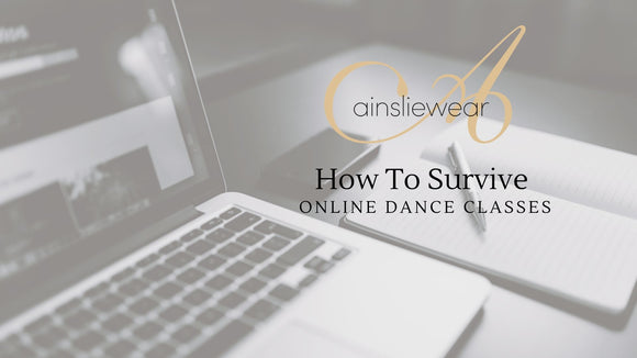 How to survive online dance classes