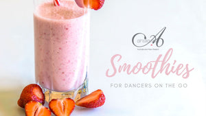 Smoothie Recipe For Busy Dancers