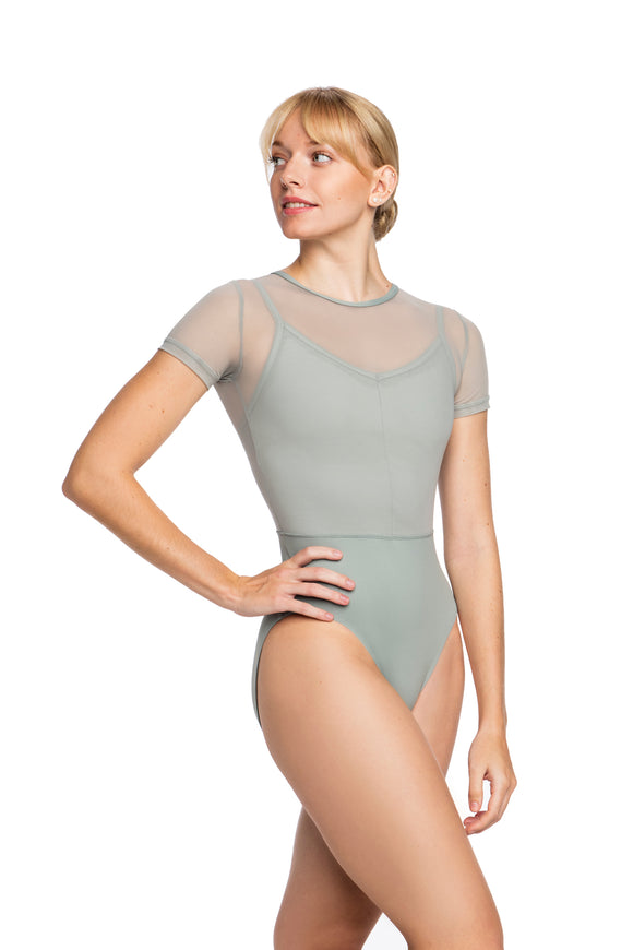 Ladies Sleeve Leotards