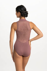 Zip Front With Lola Lace - AinslieWear