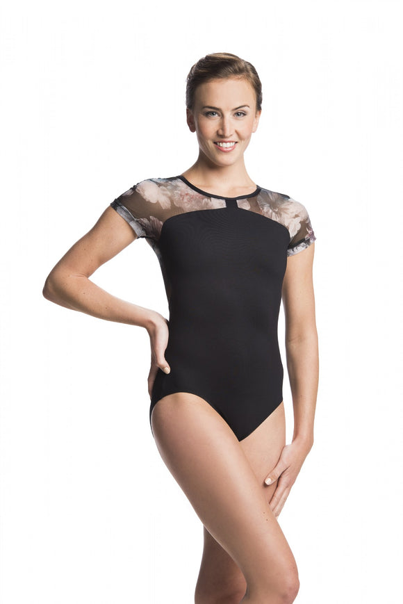 Natasha with Ice Flower Mesh - AW1006CF
