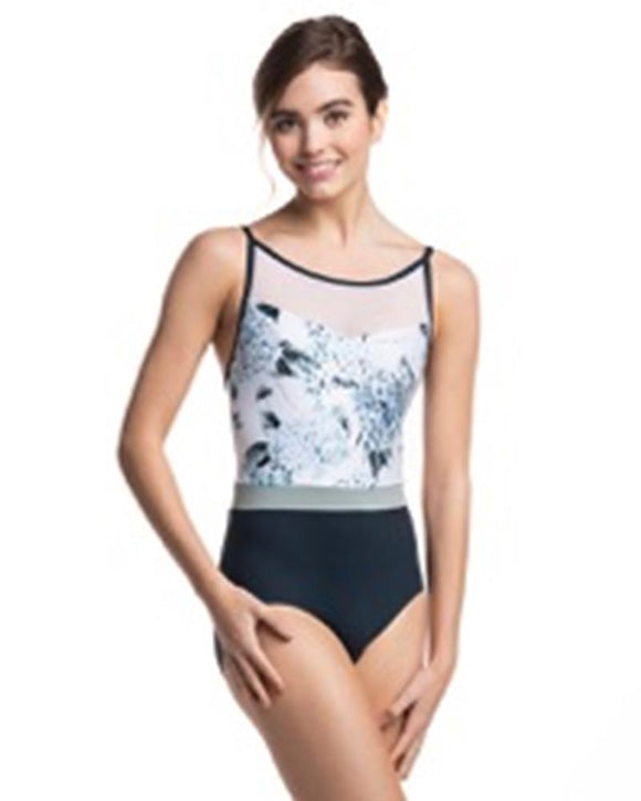 Jacq with Winter Hydrangea Print - AW1045WH