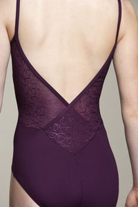 Allegra with Swirl Lace - AW136SW
