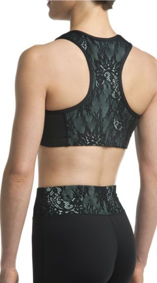 Racer-Back Top with Kara Lace - AW310KL