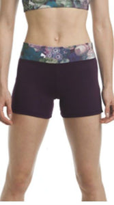 Shorts with Antique Rose - AW403AR