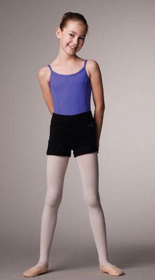 Girls Classic Contemporary Shorts- AW403 G