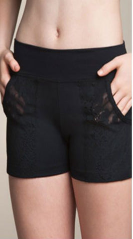 Pocket Shorts Kara Lace - AW421KL
