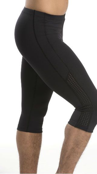 Mens Leggings Below Knee - AW436PF