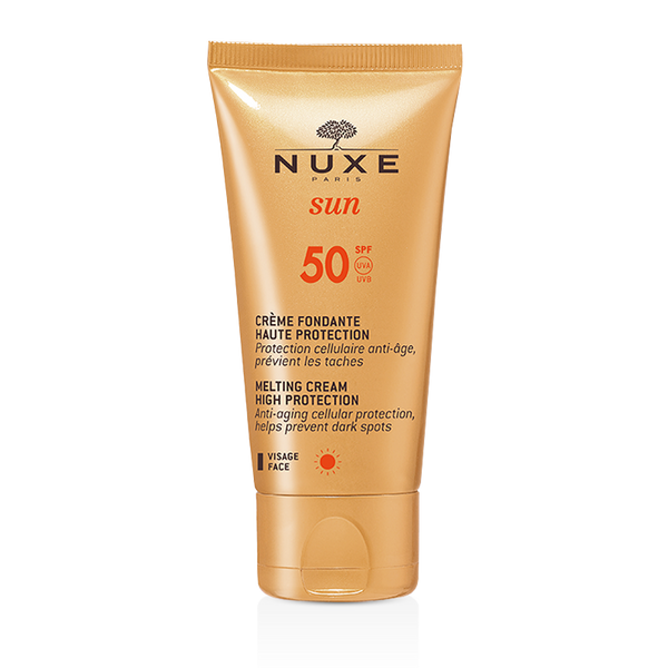 Melting Cream High Protection for Face SPF 50 NUXE Sun