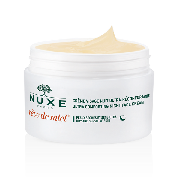 Rêve de Miel® Ultra-Comfortable Night Face Cream