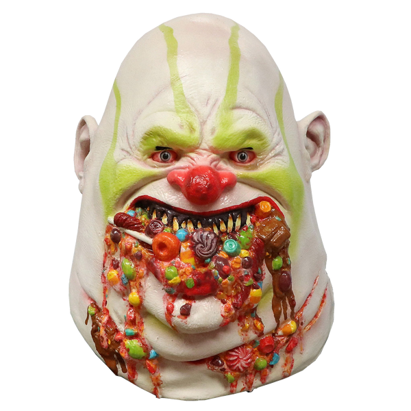 Chunk the Clown Scary Adult Halloween Latex Mask FS009 - FEARSCAPE STUDIOS HALLOWEEN MASKS
