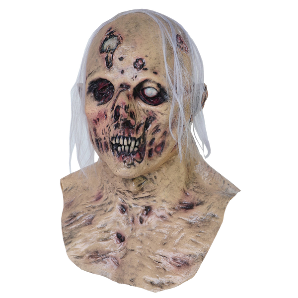 Corpsified Skull Scary Adult Halloween Latex Mask FS003 - FEARSCAPE STUDIOS HALLOWEEN MASKS