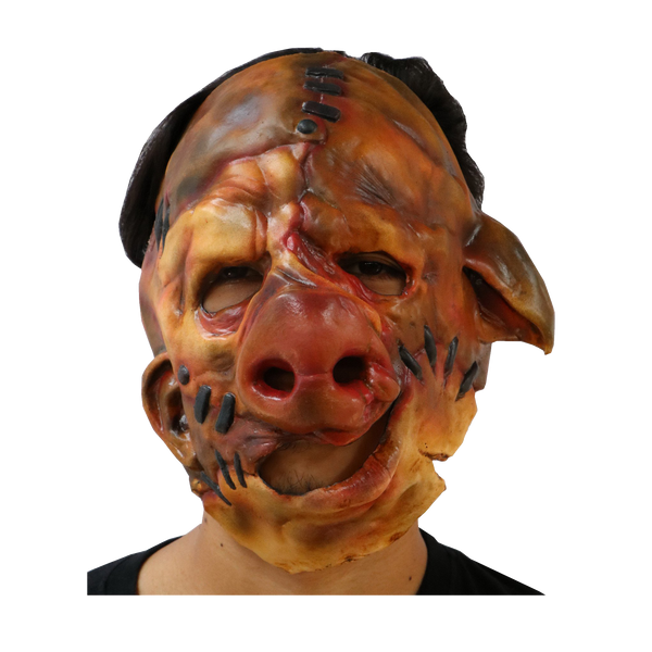 Halloween Latex Pig face mask (Pork C.H.O.P.S) Adult Halloween Mask FS007 - FEARSCAPE STUDIOS HALLOWEEN MASKS
