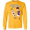 Take of that shirt dumbass- Bevis and Buthead- East Carolina Pirates