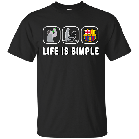 Barcelona- life is simple