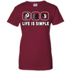 Life Is Simple Florida State Seminoles