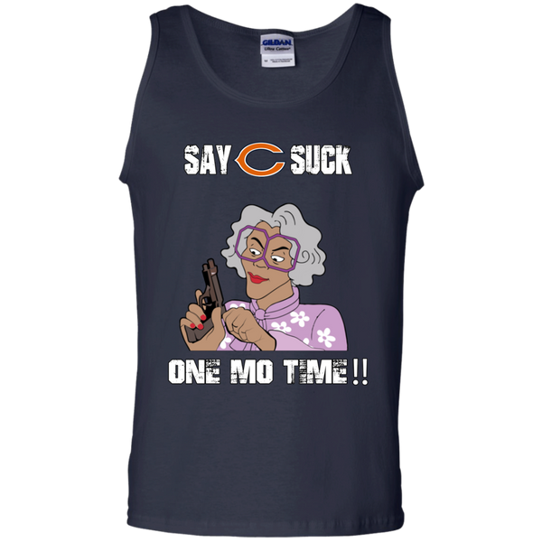 Say Chicago Bears Suck One More Time