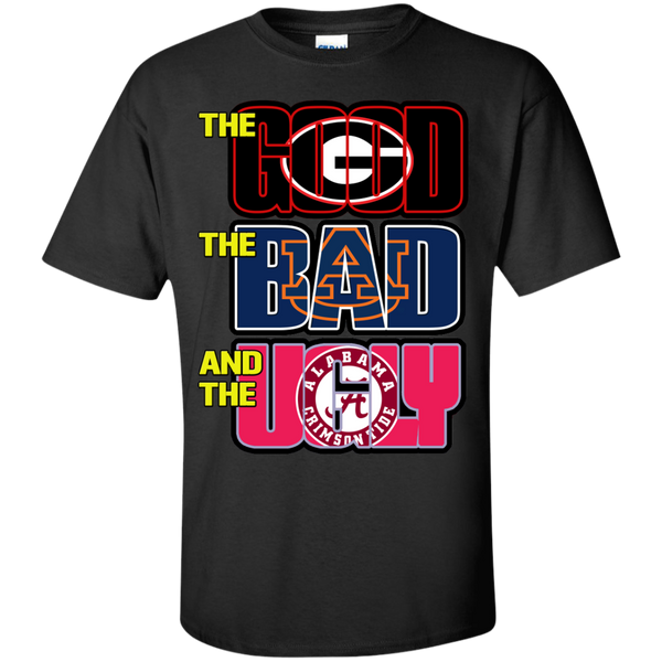 The Good The Bad And The Ugly - Georgia Bulldogs