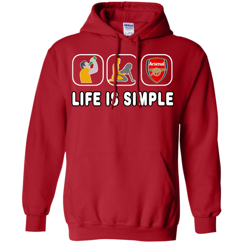 Arsenal- life is simple