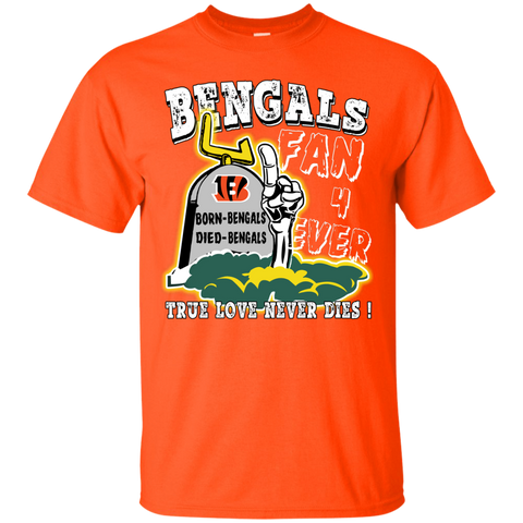 Bengals fan for ever
