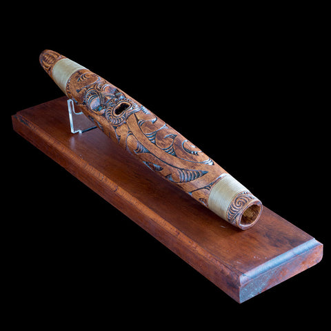 Large Putorino Flute by Andy Little