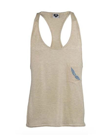 Gods Gift Clothing pocket wing vest