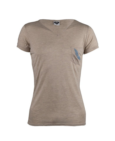 gods gift clothing pocket wing t-shirt