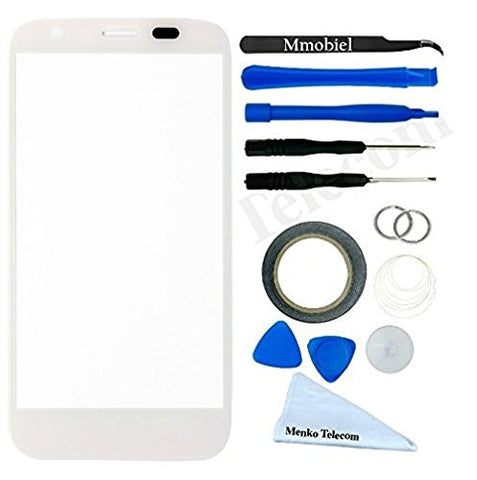 Motorola Moto G 1st gen XT 1031 XT 1032 XT 1034 Wit Glas Scherm Display TouchScreen Incl. Toolkit