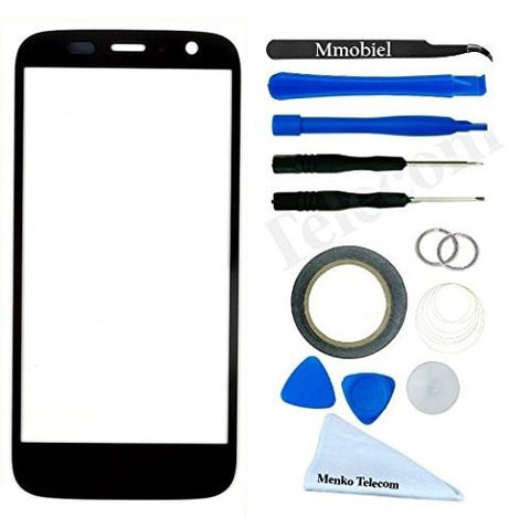 Motorola Moto G 1st gen XT 1031 1032 1034 Zwart Glas Scherm Display TouchScreen Incl. Toolkit