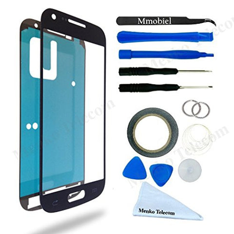 SAMSUNG Galaxy S4 mini Zwart Glas Scherm Display TouchScreen Incl. Toolkit