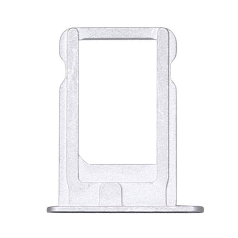 iPhone 5S Sim Tray Zilver