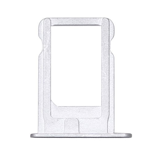 SIM Card Tray Replacement voor iPhone 5 (6th Generation) - Zilver