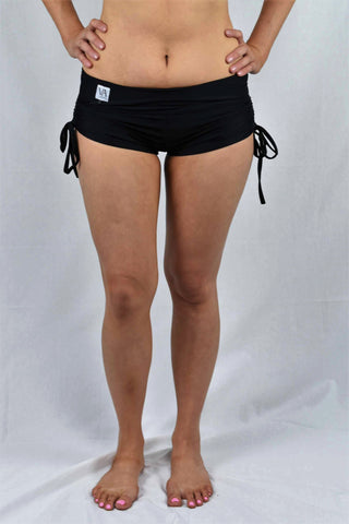 Silky Smooth Pull String Shorts