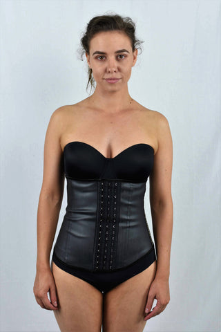 4 Steel Bone Latex Corset