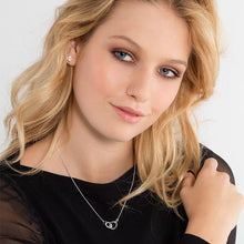 Load image into Gallery viewer, THOMAS SABO Together Forever Necklace - Sterling Silver