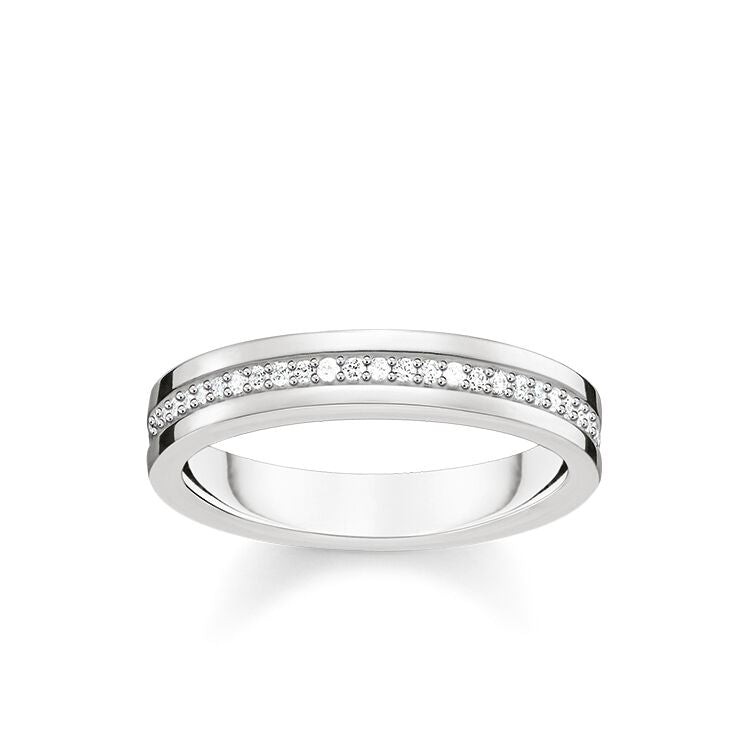 THOMAS SABO Ring - Sterling Silver