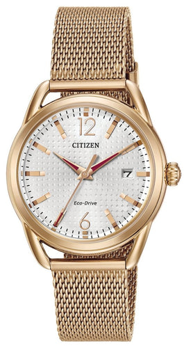 CITIZEN CITIZEN Drive Women's Water-Resistant Watch - Rose Gold - Gemorie
