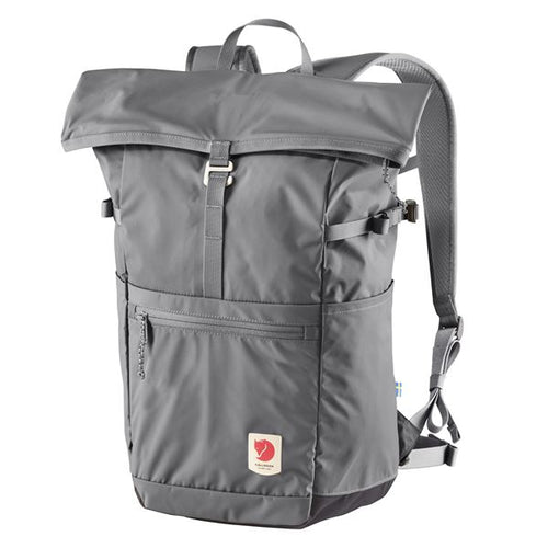 FJALL RAVEN FJALL RAVEN High Coast Foldsack 24 Backpack - Dark Grey - Gemorie