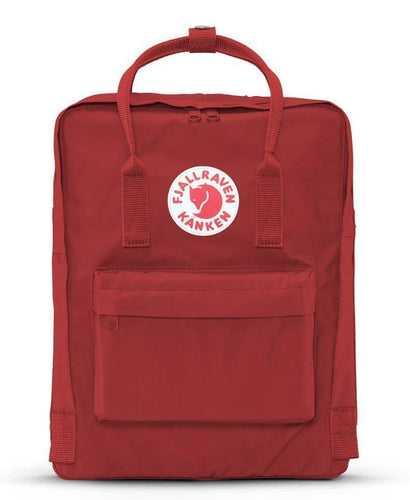 FJALL RAVEN FJALL RAVEN KANKEN BACKPACK - DEEP RED - Gemorie