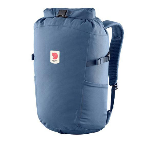 FJALL RAVEN Ulvö Rolltop 23 Bag - Mountain Blue - Gemorie