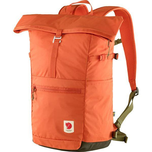 FJALLRAVEN FJALLRAVEN High Coast Foldsack 24 Backpack Rowan Red - Gemorie