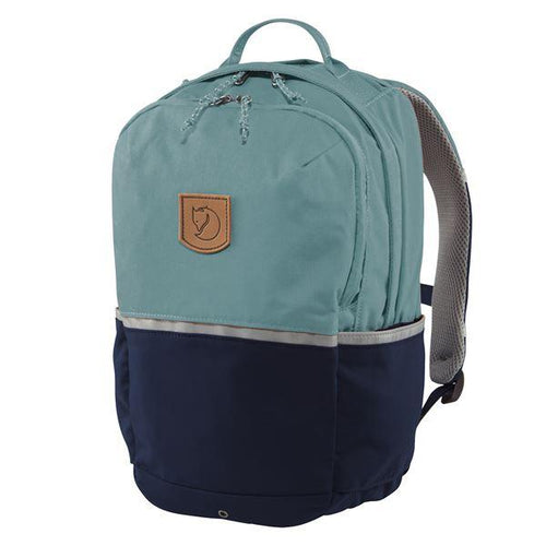 FJALLRAVEN FJALLRAVEN High Coast Kids Backpack - Lagoon Navy - Gemorie