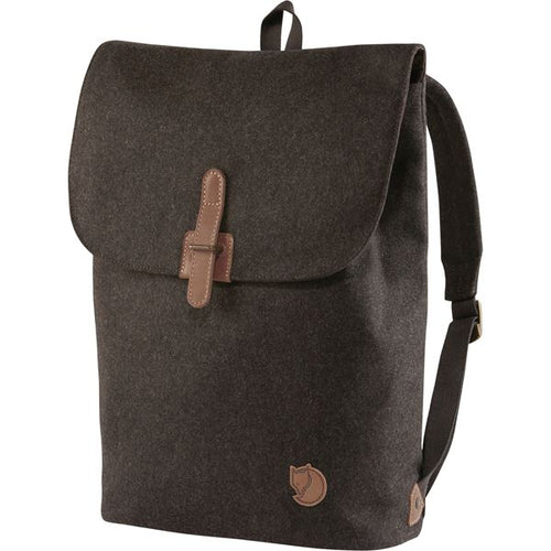 FJALLRAVEN FJALLRAVEN Norrvage Foldsack Backpack Brown - Gemorie