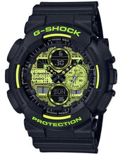 Load image into Gallery viewer, G-SHOCK 90's Inspired Resin Band Men's Watch - Black - Gemorie