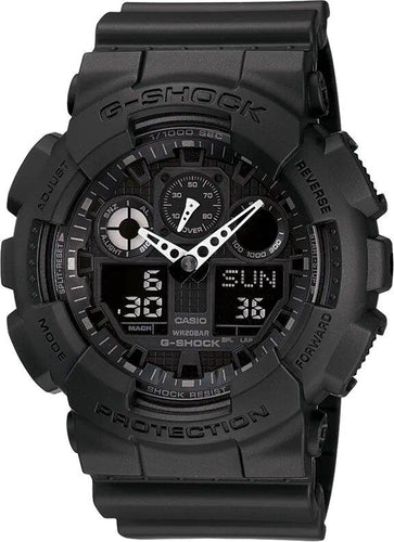G-SHOCK G-SHOCK Ana-Digi Men's Analog Digital Watch - Black - Gemorie